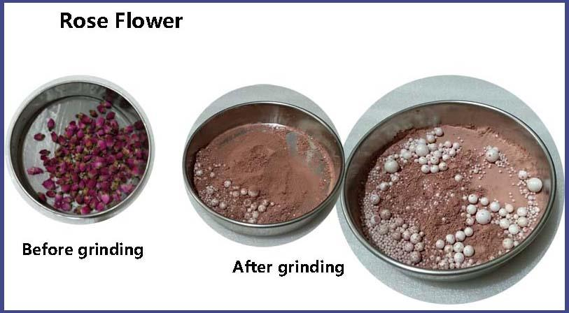 Grinding test 1