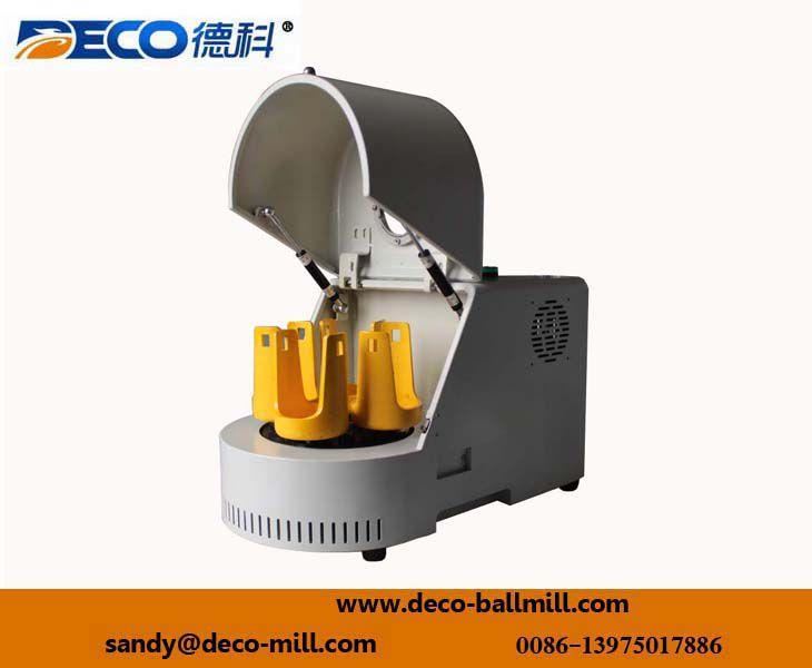 Laboratory Ball Mill Nanoparticles